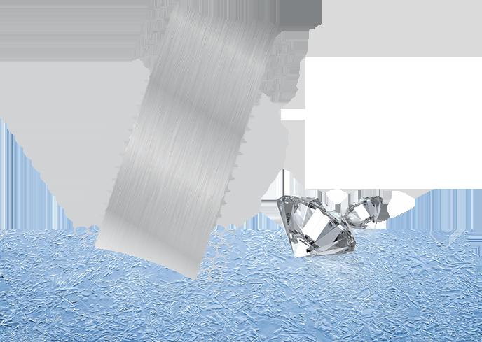 Nano surface, Giga endurance